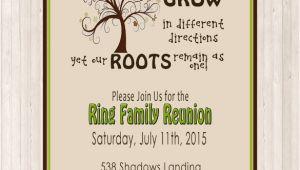 Free Family Reunion Invitations Templates Download 35 Family Reunion Invitation Templates Psd Vector Eps