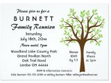 Free Family Reunion Invitations Templates Download Family Reunion Invitations Templates orderecigsjuice Info