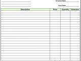 Free Fillable Cash Receipt Template Fillable Receipt Template Blank Invoice Word Fillable