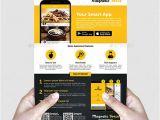 Free Flyer Design Templates App 30 Effective Web Mobile Apps Flyer Psd Templates Web