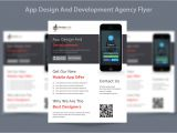 Free Flyer Design Templates App App Design Development Agency Flyer Flyer Templates On