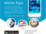 Free Flyer Design Templates App App Promo Flyer Template Postermywall