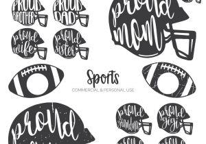 Free Football Backing Paper Card Making Pin On Football