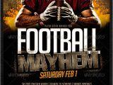Free Football Flyer Design Templates Football Flyer Template Psd by Flyergeek Graphicriver