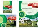 Free Golf tournament Flyer Template Golf tournament Flyer Ad Template Word Publisher