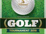 Free Golf tournament Flyer Template Golf tournament Flyer Template Flyer for Sport events