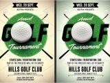 Free Golf tournament Flyer Template Golf tournament Flyer Template Flyer Templates