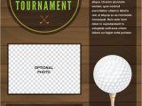 Free Golf tournament Flyer Template Golf tournament Flyer Template Royalty Free Vector Image