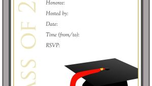 Free Graduation Announcements Templates Downloads 40 Free Graduation Invitation Templates Template Lab