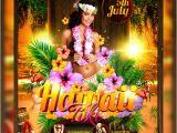 Free Hawaiian Luau Flyer Template Hawaii Tiki Flyer Template by Lordfiren On Deviantart