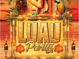 Free Hawaiian Luau Flyer Template Luau Party Flyer Template Xtremeflyers