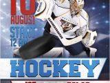 Free Hockey Flyer Template Free Ice Hockey Flyer Template for Ice Hockey Games and
