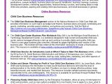 Free Home Daycare Business Plan Template Home Daycare Business Plan Smalltowndjs Com