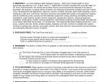 Free House Sale Contract Template Sales Agreement Template Free Free Real Estate