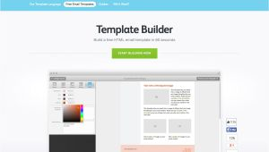 Free HTML Email Template Builder Online the Ultimate Guide to Email Design Webdesigner Depot