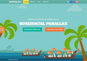 Free HTML5 Parallax Scrolling Template HTML5 Parallax Scrolling Template Free Download Gallery