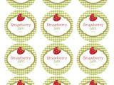Free Jam Label Templates Company Labels Company Label Advice and Information