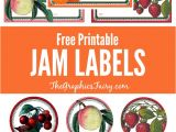 Free Jam Label Templates Free Printable Jam Labels the Graphics Fairy