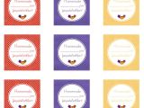 Free Jam Label Templates Homemade Strawberry Jam Free Labels I Heart Nap Time