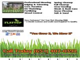Free Lawn Care Flyer Template for Microsoft Word Lawn Care Flyer Bloggerluv Com
