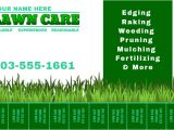 Free Lawn Care Flyer Template for Microsoft Word Lawn Care Template Postermywall
