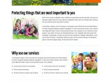 Free Lead Capture Page Templates Life Insurance Quote for Free Lp 011 Life Insurance