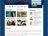 Free Lead Capture Page Templates top 50 Landing Page Designs 2014 to Increase Conversion