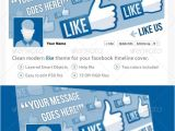 Free Like Us On Facebook Flyer Template Facebook Timeline Cover Templates Free Premium