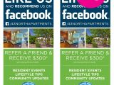 Free Like Us On Facebook Flyer Template Like Us On Facebook Half Page Template Also Available In