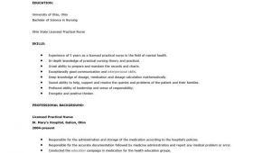 Free Lpn Resume Template Download Lpn Resume Template Health Symptoms and Cure Com
