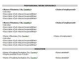 Free Lpn Resume Template Download Nurses Resume format Download Resume Template Easy