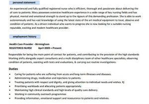 Free Lvn Resume Templates 9 Nursing Resume Templates Free Samples Examples