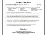 Free Lvn Resume Templates Resume format March 2015