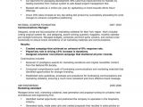 Free Marketing Resume Templates Marketing Manager Resume Sample Best Professional