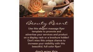 Free Massage Flyer Templates 25 Best Images About Massage Flyer On Pinterest