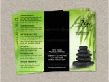Free Massage therapy Brochure Templates 6 Best Images Of Spa Brochure Design Spa Brochure