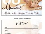Free Massage therapy Gift Certificate Template A Friend who Kneads February 2012