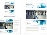 Free Mental Health Brochure Templates Behavioral Counseling Flyer Ad Template Word Publisher