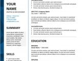 Free Microsoft Resume Templates for Word Dalston Free Resume Template Microsoft Word Blue Layout