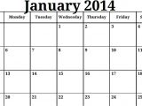 Free Monthly Calendar Templates 2014 2014 Printable Calendar Download Templates