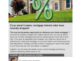 Free Mortgage Email Templates Mortgage Marketing Flyers Loan Officer Marketing