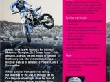 Free Mx Resume Templates ashley Fiolek Mx Clinic for Girls Transworld Motocross