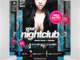 Free Nightclub Flyer Templates 30 Amazing Free Flyer Templates From Flyerheroes Com Extras