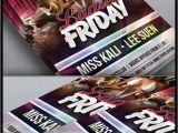 Free Nightclub Flyer Templates Download Ladies Friday Free Nightclub Flyer Template Design