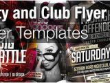 Free Nightclub Flyer Templates Download top 20 Best Club and Party Free Psd Flyer Templates Free