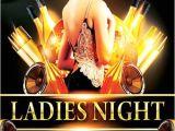 Free Nightclub Flyer Templates Elegant Ladies Night Party Free Flyer Template