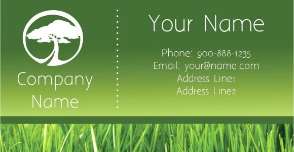 Free Nursing Business Card Templates Lawn Care Business Cards Templates Free Image Collections