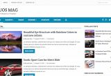 Free One Page Blogger Templates Free Blogspot Templates Doliquid