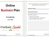 Free Online Business Proposal Template Day 5 Online Business Plan Template Free Download