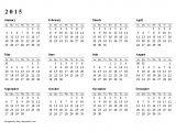 Free Online Calendar Template 2015 Printable Calendar Free 2015 2017 Printable Calendar